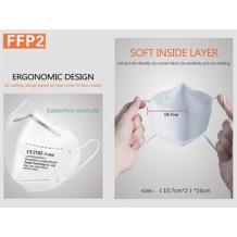 MASCHERINA FILTRANTE FFP2 (CF X 20)